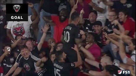 Niesamowita akcja Rooneya w 96 minucie meczu!