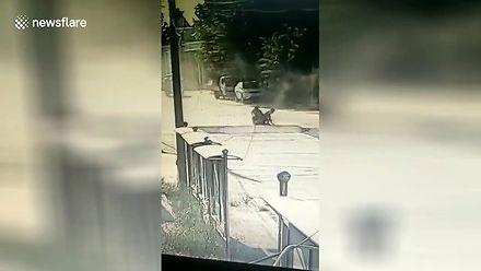 Pułapka na skuterzystów