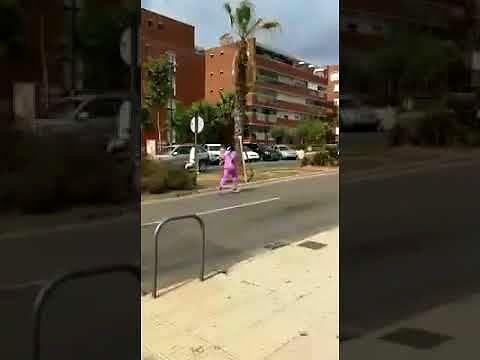 Brytyjczyk uciekł ze szpitala na Ibizie... nago