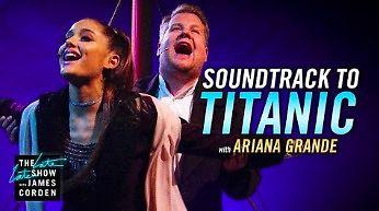 Muzyczne streszczenie Titanica