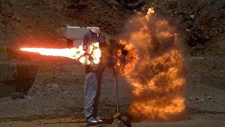 Cztery wybuchy nagrane kamerą 200 000 fps