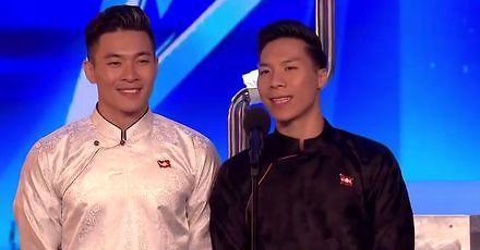 Wietnamczycy rozwalili system w brytyjskim Mam Talent