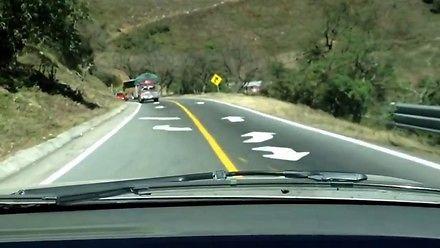 Najbardziej pokręcona droga w Meksyku