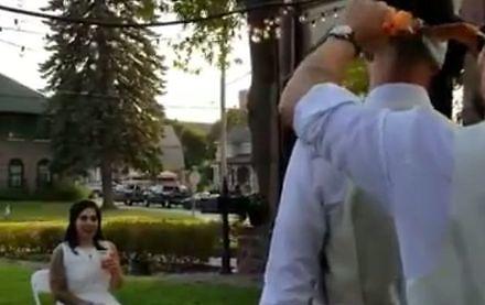 To wesele zrobiło się dziwne naprawdę szybko