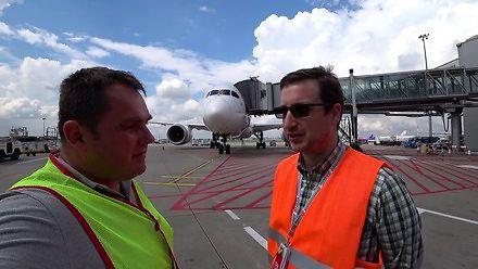Handling, obsługa naziemna samolotów