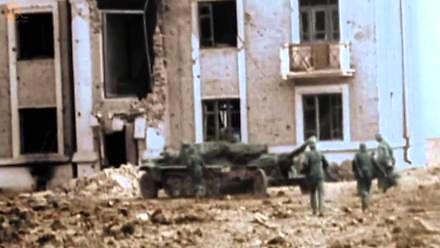 Bitwa o Stalingrad z perspektywy Niemiec - w kolorze