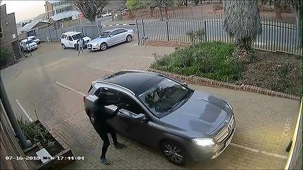Nieudana próba porwania w RPA