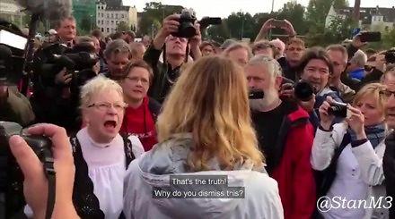 Dziennikarstwo w Niemczech - bronienie klamstw dla ochrony beznadziejnej polityki rządu