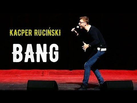 """Kacper Ruciński w swoim programie """"Bang"""" o chudnięciu i innych rzeczach"""