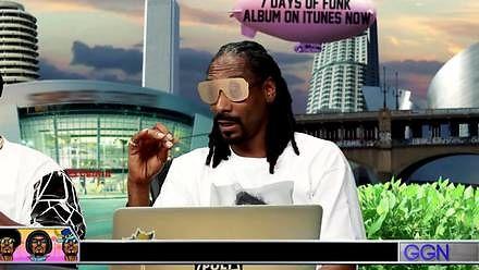 Snoop Dogg nabija się ze współczesnych raperów