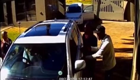 Kobieta ratuje siebie i córkę przed porwaniem w RPA