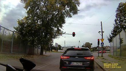 Kolejna ameba w BMW