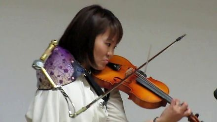 Manami Ito - niesamowita skrzypaczka z jedną ręką