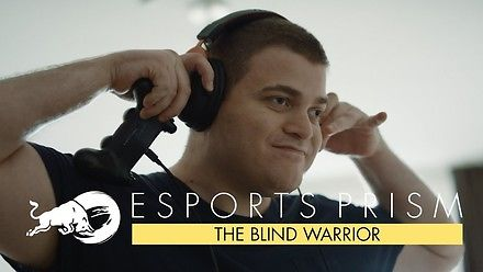 Sven chce zostać mistrzem Street Fightera - niewidomym mistrzem