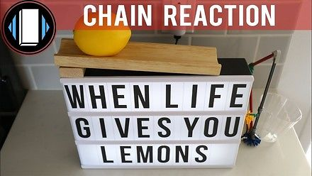 Kiedy życie daje ci cytryny...