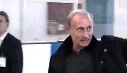 Putin kawalarz