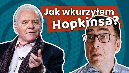 Maciej Orłoś mówi o tym, jak wkurzył Anthony'ego Hopkinsa i zrobił wywiad z Rayem Charlesem