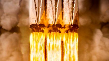 Jak zmniejszyć hałas rakiety kosmicznej