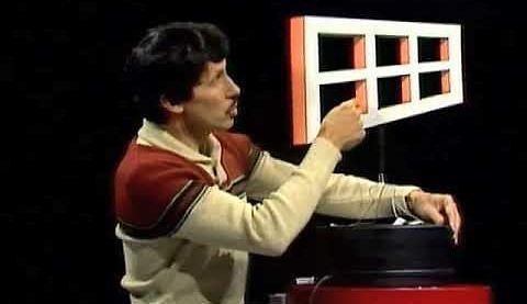 Okno Amesa - prosta iluzja robiąca niezłego mindfaka