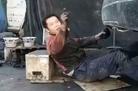 Naprawa chińskiego diesla