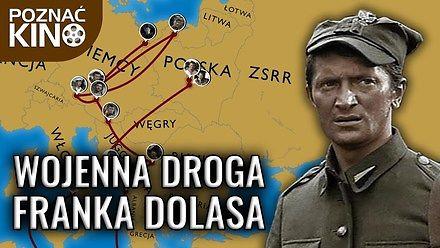 Wojenna droga Franka Dolasa | Poznać kino