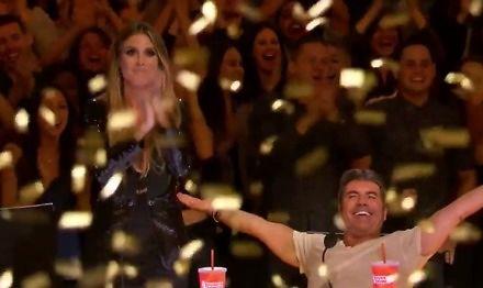 TOP 4 Złote przyciski w America's Got Talent 2017