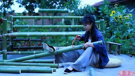 Zrób to sam: bambusowe meble w jeden dzień