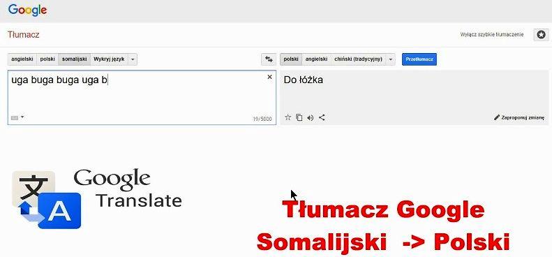 Tłumaczenie języka somalijskiego na polski