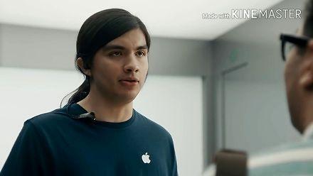 iPhone vs Galaxy - Samsung wyśmiewa Apple