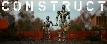 CONSTRUCT, animacja o robotach