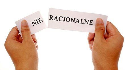 Czy jesteś racjonalny?