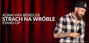 "Adam Van Bendler w nowym, autorskim programie ""Strach na wróble"""