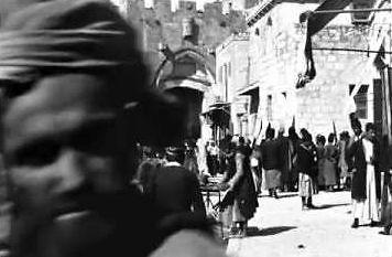 Nagranie filmowe z Jerozolimy z 1897 roku