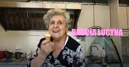 Babcia Lucyna kręci niezłe lody