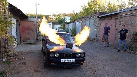 A tak Rosjanie tuningują BMW