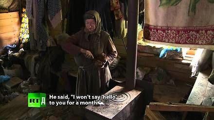 Agafia - autochtoniczna Słowianka przeżyła w syberyjskiej dziczy 70 lat