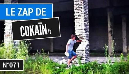 Nietypowe rodeo, czyli kolejna odsłona Le Zap de Cokaïn.fr n°071