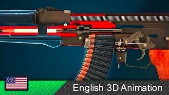 AK-47 - jak to działa?