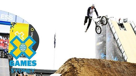 Dawid Godziek wygrywa X Games Sydney
