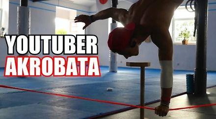 Youtuber akrobata