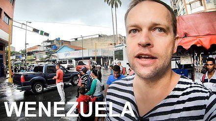 Tak wyglądają ulice Wenezueli