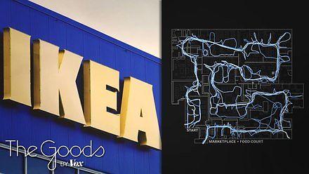 Tajemnica stojąca za IKEA - jak oni sprzedają?