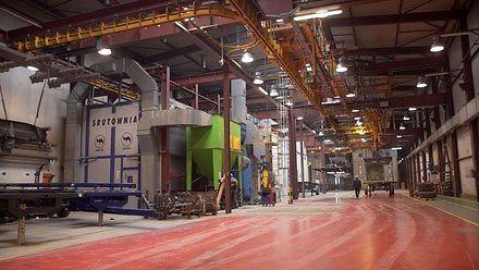 Jak zarządzać dużą fabryką? - Fabryki w Polsce