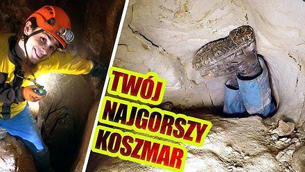 Nie chcesz się tu znaleźć - Bojownik nadaje z podziemnego labiryntu!