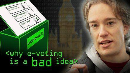Dlaczego głosowanie przez internet to zły pomysł?
