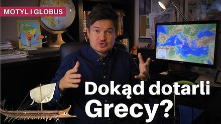 Dokąd dotarli Grecy? Wielka kolonizacja || Motyl i Globus