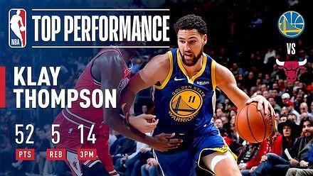 Nowy rekord ligi NBA - 14 rzutów za 3 punkty