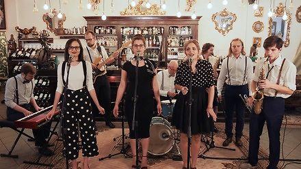 Główny Zawór Jazzu - Ale wkoło jest wesoło - Perfect (Big Band Cover)