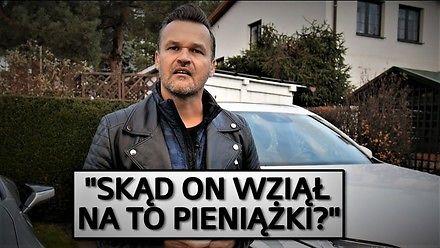 """Czym jeździ Adam Kornacki z """"Zakupu Kontrolowanego""""?"""