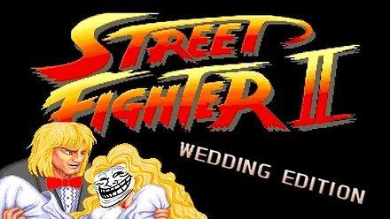 Street Fighter: edycja weselna